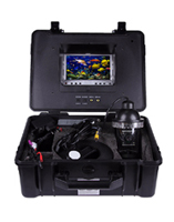 omni-direction underwater inspection camera